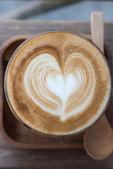 A cup of vintage coffee — ストック写真