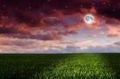Night background — Stock Photo