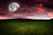 Night background — Stockfoto