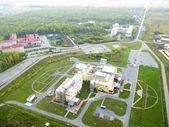 Federal center of neurosurgery, Tyumen, Russia — Stock Photo