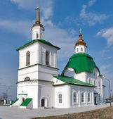Saviour Preobrazheniya's Church in Preobrazhenka — Photo
