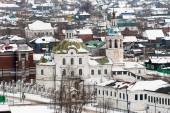 Church of Saint Michael Archangel. Tobolsk — Stock Photo