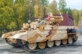 BMPT Ramka - Tank Support Fighting Vehicle — Stock Photo