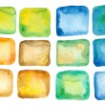 Watercolor set — Stock Photo #53541095
