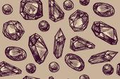 Jewelry — Stock Vector