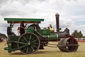 Traction engine — Stock Photo
