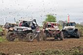RZR SXS Racing — Stock Photo