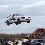 Stunt jump — Stock Photo #55172013