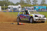 Autograss UKAC  championship — Stock Photo