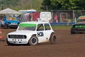 Autograss UKAC  championship — Foto Stock