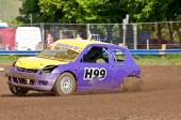 UKAS autograss racing — Foto Stock