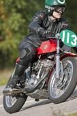 Ducati corner — Stockfoto