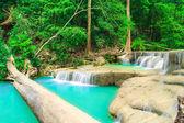 Water fall, kanchanaburi thailand  — Stock Photo