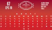 Premium Vector Icons — Wektor stockowy