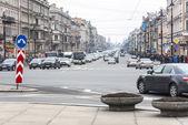 Nevsky prospect. — Stock Photo