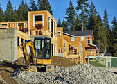 New Construction site — Stock Photo