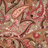 Decorative floral boho seamless pattern — Stock Vector