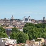 Rome Skyli — Stock Photo #55578035