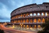 Koloseum, rzym - włochy — Zdjęcie stockowe