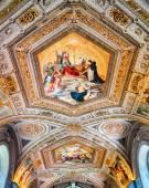 Vatikánská muzea. — Stock fotografie