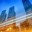 Office Buildings in Hong Kong — Stock Photo #58924577