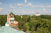 The Church of the Archangel Michael in Yaroslavl, Russia. View f — Stock Photo