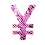 Yen icon — Stock Photo #53492463