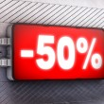 Discount — Stock Photo #53494973
