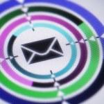 E-mail icon concept — Stock Photo #53506055