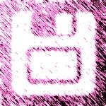 Save icon — Stock Photo #60215333