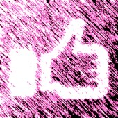 Like icon — Stock Photo