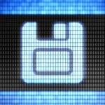 Save icon — Stock Photo #72862601