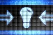 Idee Symbol — Stockfoto