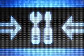 Repair icon — Stock Photo