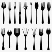 Forks — ストックベクタ