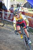 Cyclocross Race — Stockfoto