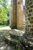 Ruins of Old Sheldon Church — Stock Photo