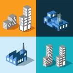 budynki — Wektor stockowy  #57037665
