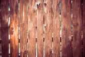 Wooden fence closeup — Stock Photo