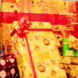 Colorful presents with bows and ribbons — Stock Video #58301259