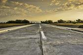 New Concrete Road — Stock Photo