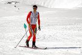 Etna Ski Alp - World Championship 2012 International Trophy Etna — Stock Photo