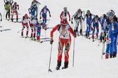 Etna Ski Alp - World Championship 2012 International Trophy Etna — Foto de Stock