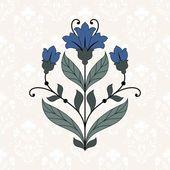 Abstract flower for design. — Stockvektor