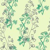 Floral background — Wektor stockowy