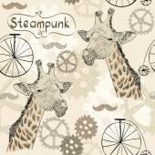 Steampunk — Wektor stockowy