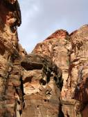 Gorge to Petra — Stock Photo