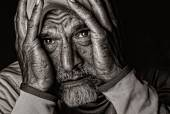 The pain Of Sorrow — Stock Photo