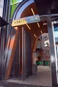 New Stranges Lane & Orleans Nightclub and Restaurant Opens. — Stock Photo