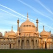 Early Morning Sunshine on The Royal Brighton Pavilion. — Stock Photo #54394847